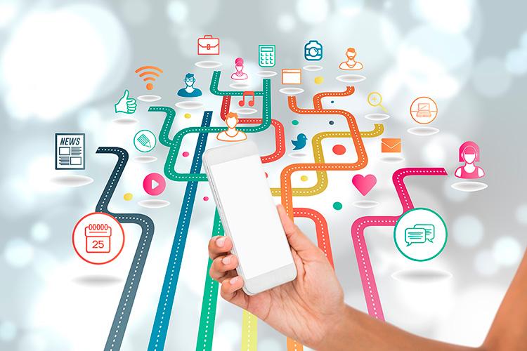 crear una app Diseño y desarrollo de app android ios DEWAPS